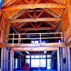 Slopeside truss